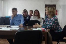 Практико-ориентированный семинар  для молодых педагогов Саянского района