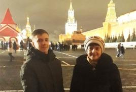 Победа в Москве!